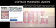 Vintage Marquee Lights Shines Bright With Social Commerce Success...