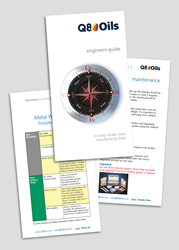 The Q8Oils Engineers Guide provides practical advice for all users