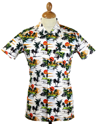 Retro Hawaiian Shirts are on trend for Summer 2014