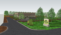Southview Design's new building will be on a three-acre campus in Mendota Heights
