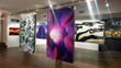 Dark-Room Images and Inkjet Prints Brought to Life at the Rotella Gallery by SoLux Lighting