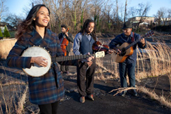 Carolina Chocolate Drops open the 2014 Cain Park season on June 12.