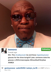 Wanz Geek Glasses