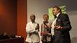 Angel Orensanz remet le prix «AVIFF Angel Orensanz 2014» au...