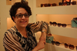 Sharon Decker owner of Eye Designs of Westchester