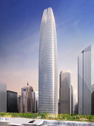 Transbay Tower, SalesForce Tower, San Francisco