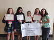 Garrison Forest School 5th Grade Team Wins 2014 Maryland Council on Economic Education's Statewide Stock Competition