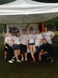 Cafe Liberty Coffee team at walk to cure arthritis