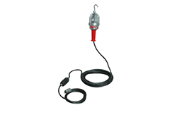 Class 1 Division 1 Explosion Proof LED Drop Light with Inline Step-down Transformer