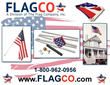 The Flag Company, Inc. is Featured on Two National TV Programs,...