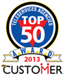 Top 50 Teleservices Agencies