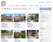 DeLeon Realty Website Design & Development - Home Listings Page - created by Project6 Design