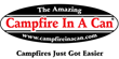 Campfire In A Can Logo