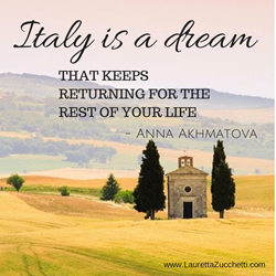 Life coach Lauretta Zucchetti to lead retreat to Italy