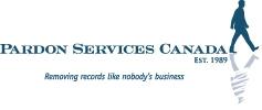 Pardon Services Canada Logo