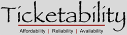 Affordability, Reliability & Availability at Ticketability.com