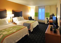 Loveland Hotel Room
