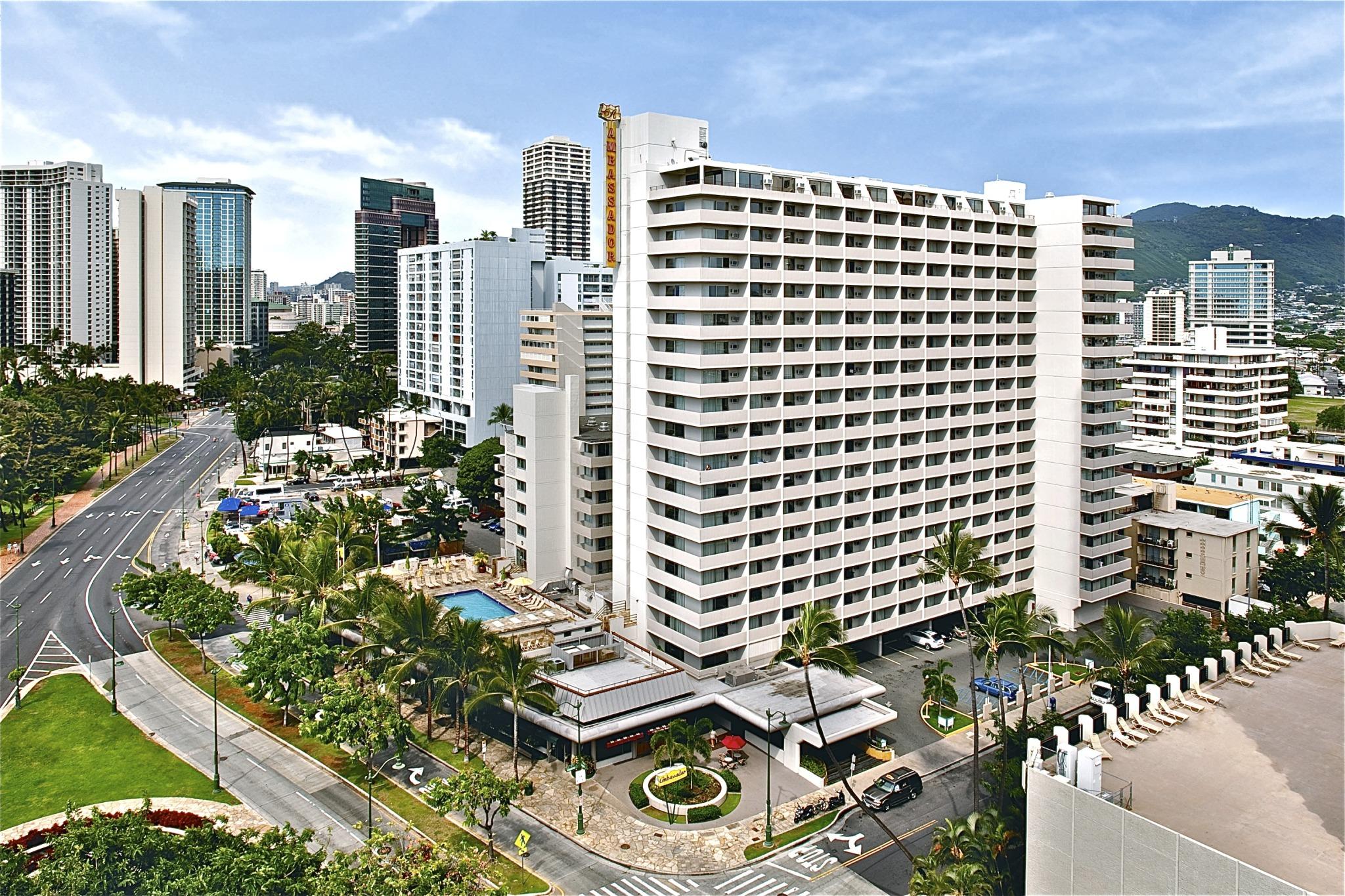 ambassador hotel waikiki a honolulu hotel announces special