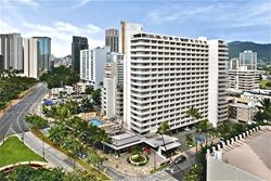 Ambassador Hotel Waikiki, Oahu Hotel