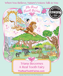 Triana Tooth Fairy Book