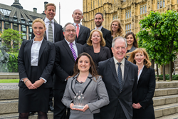 London & St Albans lawyers receive Litigation Law Firm of the Year in England 2014 award