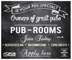 join pub rooms London