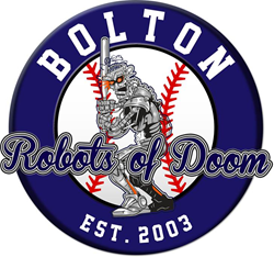 Bolton Robots of Doom logo