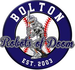 Bolton Robots of Doom logo