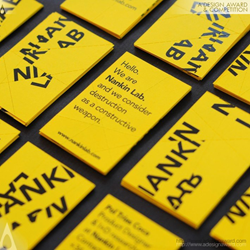 Nankin Lab Identity Design