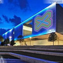 Laxart Museum Identity Design