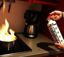 Kitchen Fire Prevention