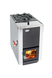 Helo Introduces New CE Listed PK Series Wood Burning Sauna Stoves