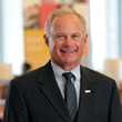 Wally Halas, Fairfield University Vice President for University Advancement