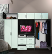 Aventa Wardrobe with Television Cavity