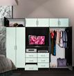 Aventa Wardrobe with Television Cavity