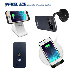 FUEL iON Magnetic Charging System