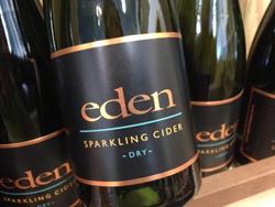 Eden Ice Cider, Hard Cider, Naturally Sparkling Cider, Vermont Cider