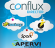 APERVI Announces the Availability of Conflux Director ™ - a Unified...