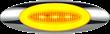 M1 6.5-inch LED marker lamp, Panelite marker lamp, 11212307B