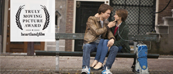 """The Fault in Our Stars"" Honored with Heartland Film's Truly Moving Picture Award"