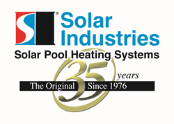 Solar Industries Solar Pool Heater Logo