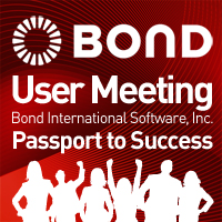 Bond International Software User Meeting 2014