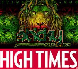 High Times and StickyStash.com