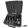3 Pack Shooting Range Handgun Case