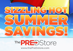 PreD Store June Summer Special