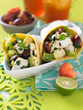 Fish Taco with Cherry Salsa