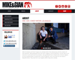 Viral Internet Duo Mike&Gian Gains New eCommerce Website Integrated into Comedy Sketch Site