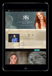 custom website design for doctors Seattle