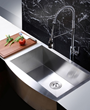 HomeThangs.com Has Introduced a Guide to Choosing a Kitchen Sink to Showcase a Kitchen's Style