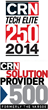 Zunesis Named to Solution Provider 500 & Tech Elite 250 for 5th...